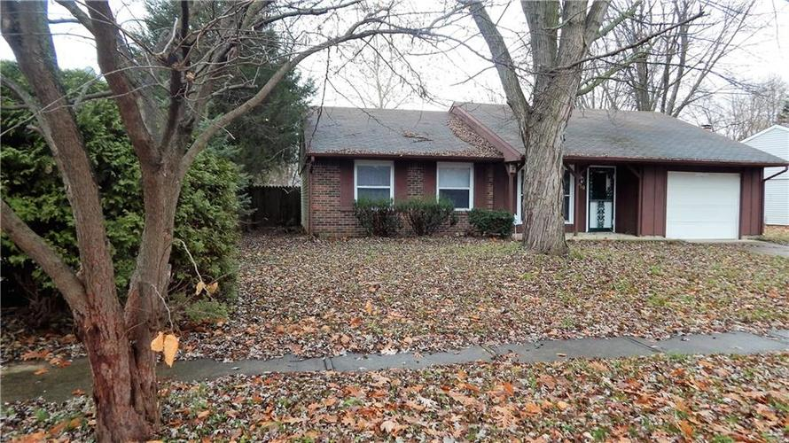 5919  Dunseth Court Indianapolis, IN 46254 | MLS 21609747