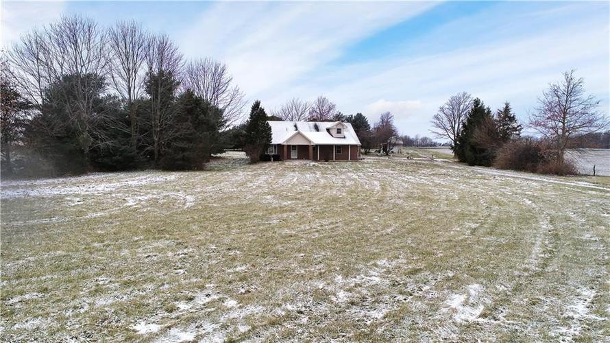 6122 N Caldwell Road Lebanon, IN 46052 | MLS 21609767