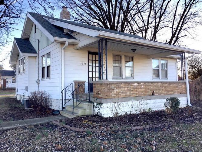 3949  Southeastern Avenue Indianapolis, IN 46203 | MLS 21609769