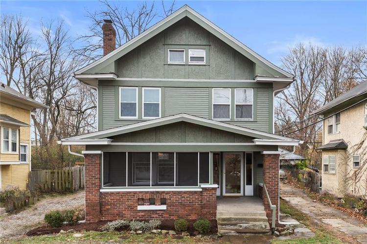 401 E 37th Street Indianapolis, IN 46205 | MLS 21609791