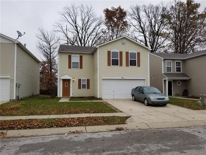 1839 Dutch Elm Drive Indianapolis IN 46231 | MLS 21609792 | photo 1