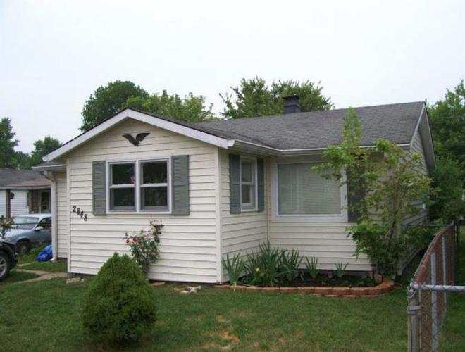 2848 S Collier Street Indianapolis, IN 46241 | MLS 21609817 | photo 1