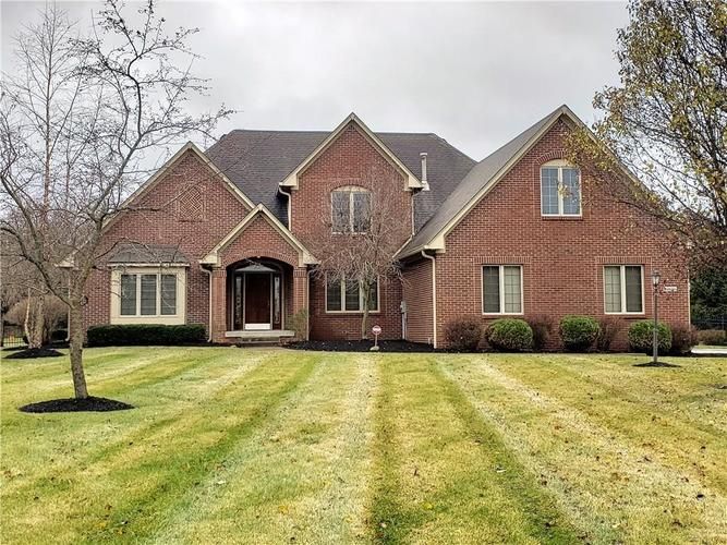 14527  Brookfield Drive Fishers, IN 46040 | MLS 21609826