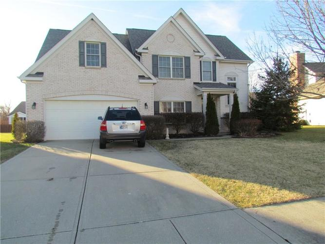 7890  Highland Meadows Drive Brownsburg, IN 46112 | MLS 21609839