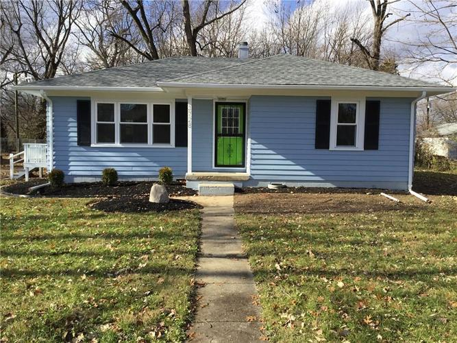 3728 N Irvington Avenue Indianapolis, IN 46218 | MLS 21609979