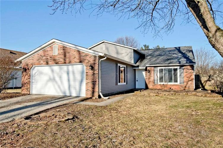 7634  Bayridge Drive Indianapolis, IN 46236 | MLS 21609984