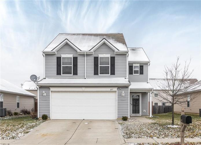 857  Sunvista Drive Avon, IN 46123 | MLS 21610073