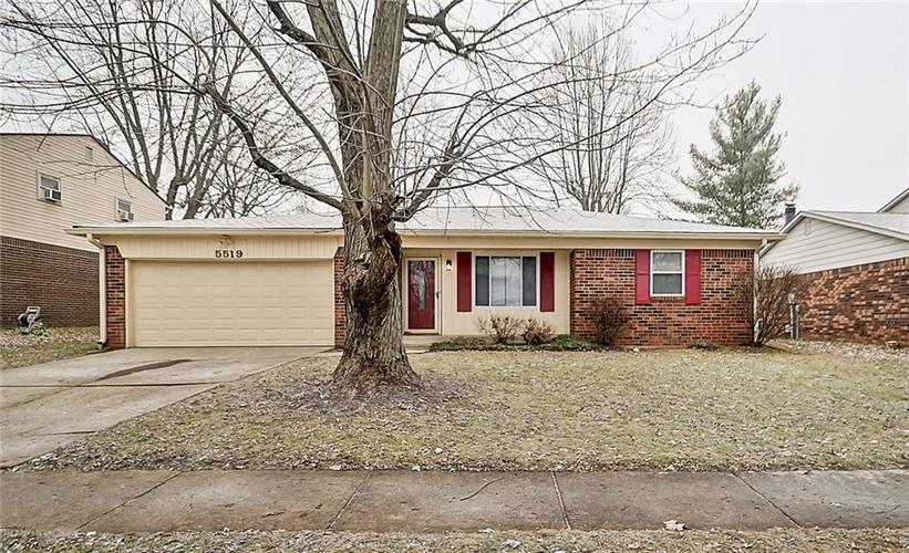 5519  MECKES Lane Indianapolis, IN 46237 | MLS 21610121