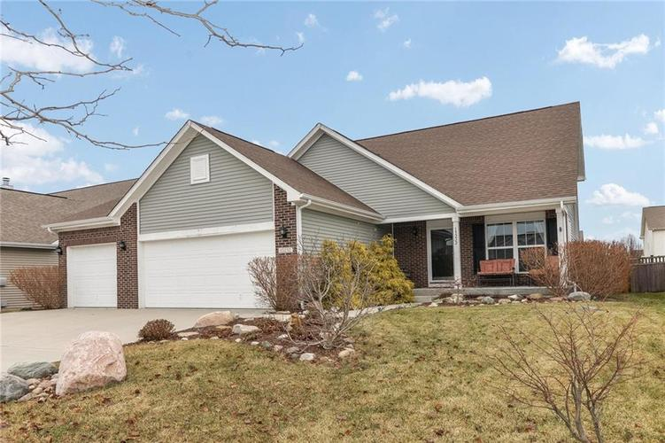 15232  Smarty Jones Drive Noblesville, IN 46060 | MLS 21610180