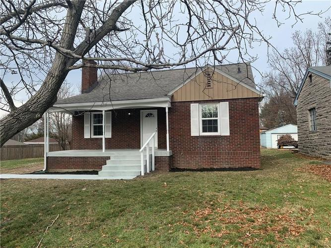 3202  Chamberlin Drive Indianapolis, IN 46227 | MLS 21610189