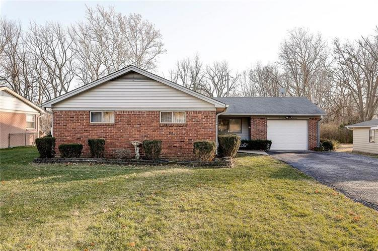 6511 W 15th Street Indianapolis, IN 46214 | MLS 21610292