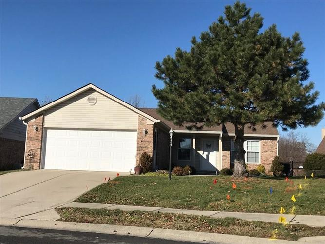 464  Polk Manor Drive Greenwood, IN 46143 | MLS 21610311