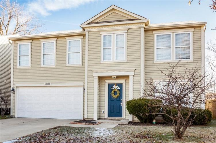 13447  Allegiance Drive Fishers, IN 46037 | MLS 21610323