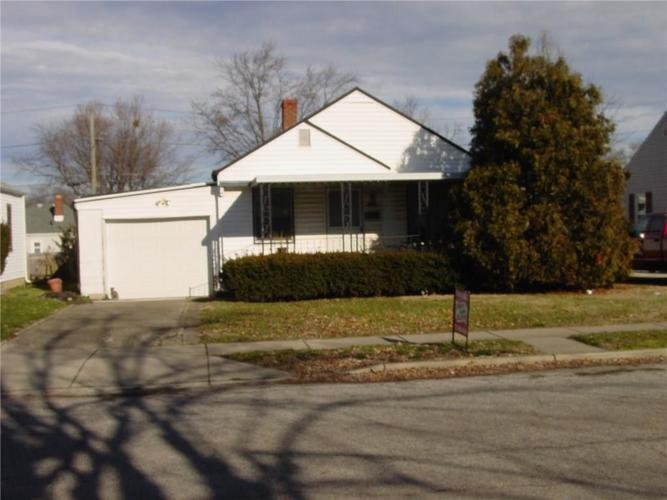 5422 E 20TH Street Indianapolis, IN 46218 | MLS 21610367