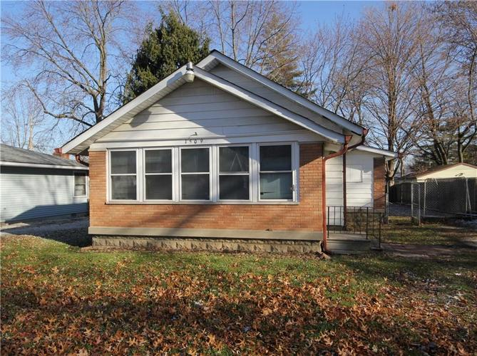 1509  Manhattan Avenue Indianapolis, IN 46241 | MLS 21610395