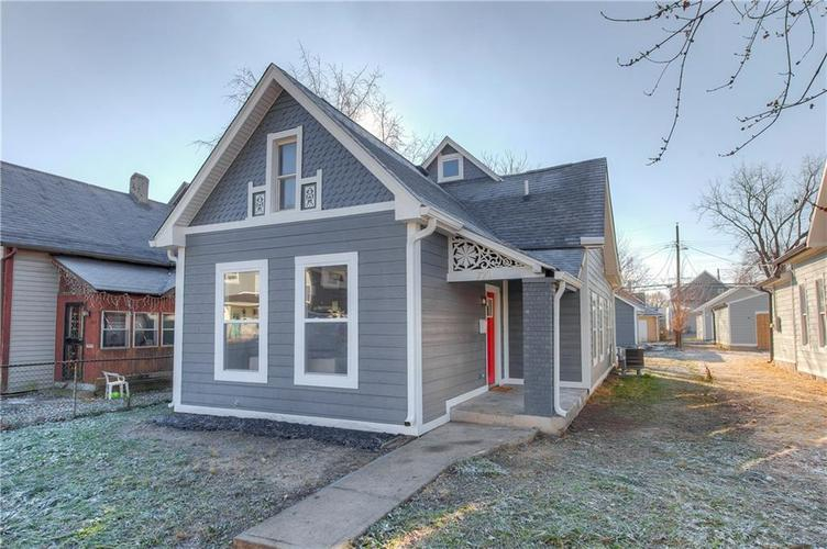 723 E MINNESOTA Street Indianapolis, IN 46203 | MLS 21610403