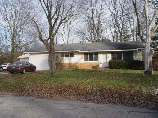 7545  South Haven Court Indianapolis, IN 46217 | MLS 21610422