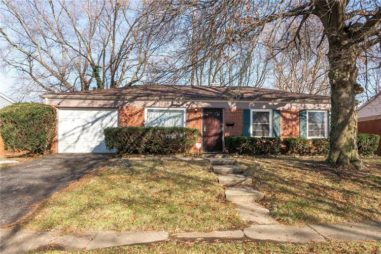 4467 N Kenyon Avenue Indianapolis, IN 46226 | MLS 21610460