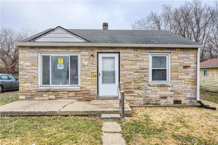 3451 N Chester Avenue Indianapolis, IN 46218 | MLS 21610471