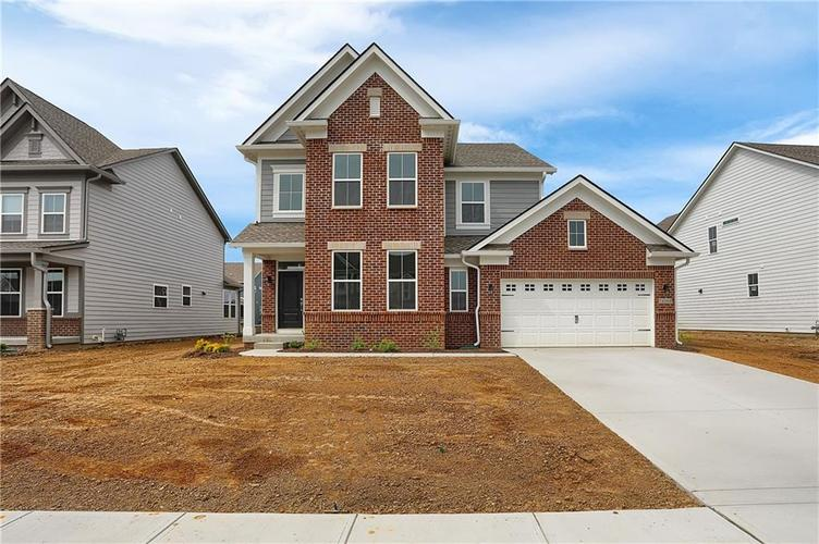 16504  Wilsons Farm Drive Fishers, IN 46040 | MLS 21610490