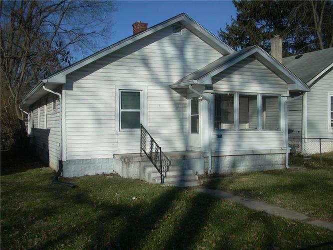 1438 W 34th Street Indianapolis, IN 46208 | MLS 21610492