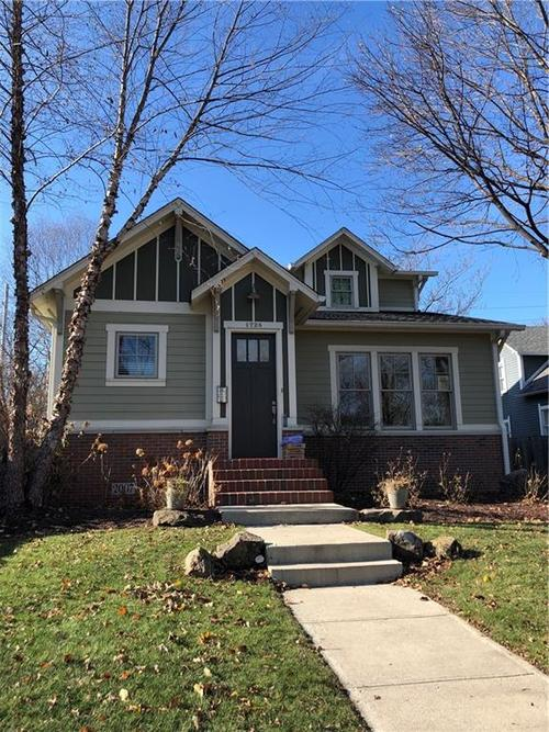 1728 N NEW JERSEY Street Indianapolis, IN 46202 | MLS 21610540