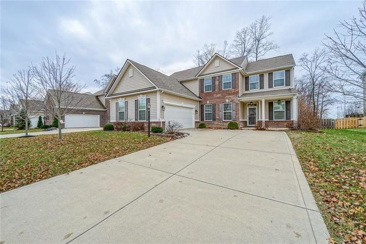 12232  Wolverton Way Fishers, IN 46037 | MLS 21610629