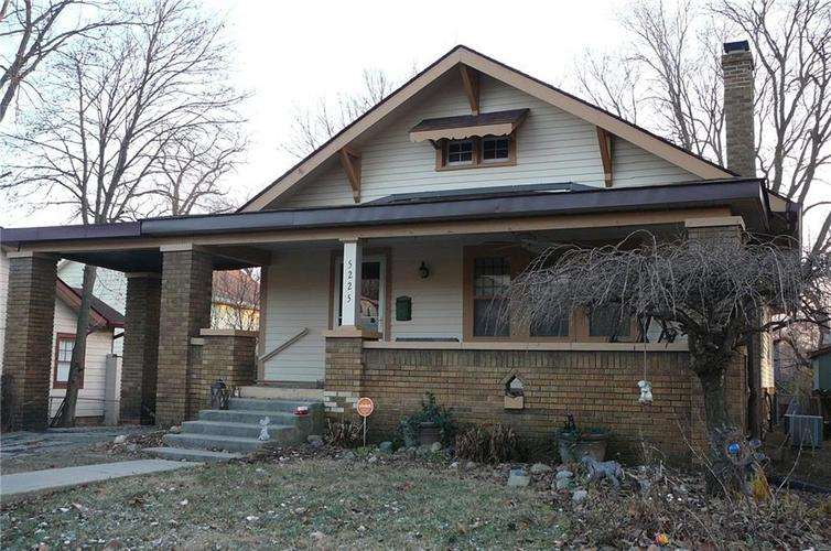 5225 E NORTH Street Indianapolis, IN 46219 | MLS 21610660 | photo 1