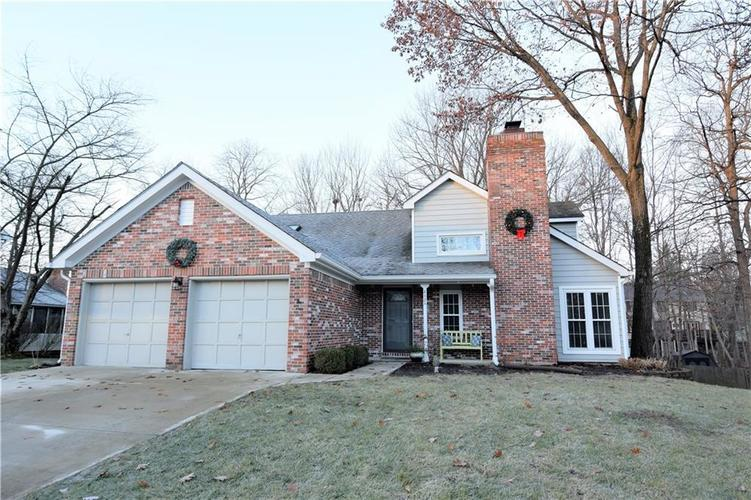 8424  LA HABRA Lane Indianapolis, IN 46236 | MLS 21610676