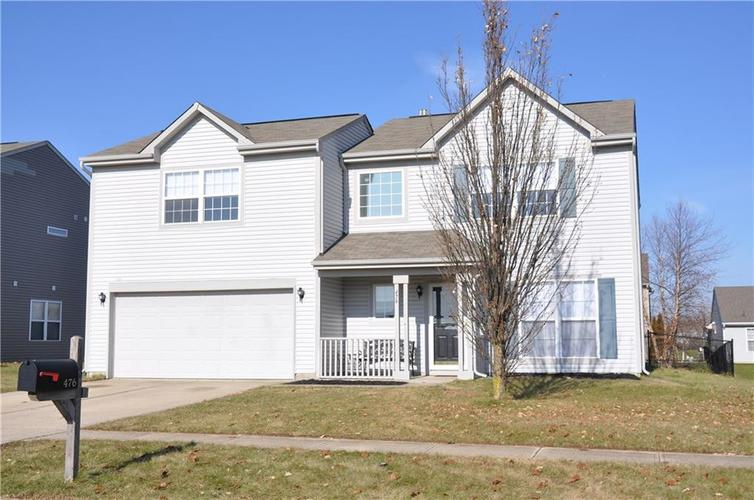 476  Southern Pines Drive Whiteland, IN 46184 | MLS 21610691