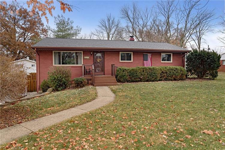 6815 W 12th Street Indianapolis, IN 46214 | MLS 21610692