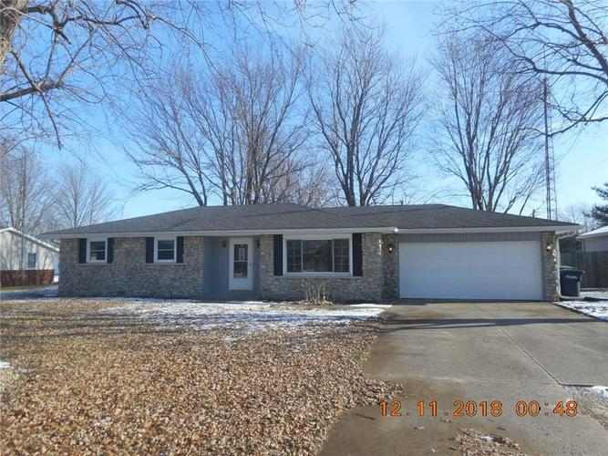 3400 N Burgess Road Muncie, IN 47304 | MLS 21610755
