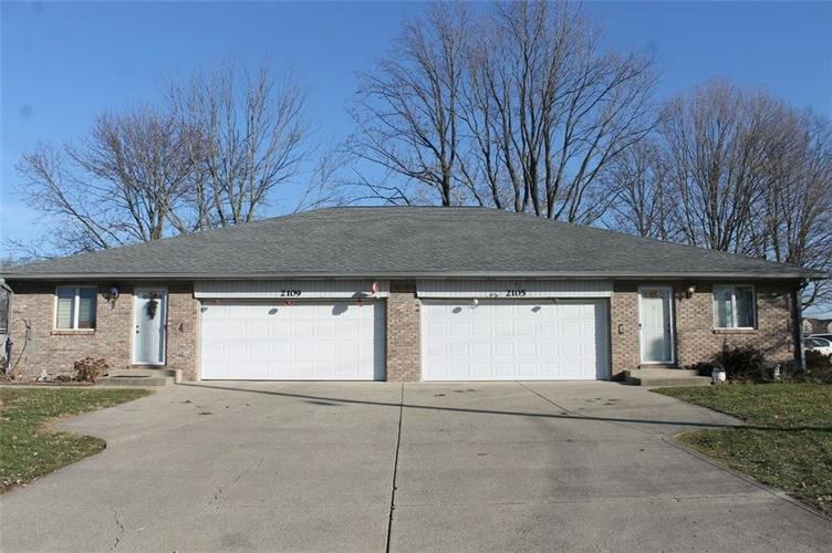2105  Country Club Road Indianapolis, IN 46234 | MLS 21610780