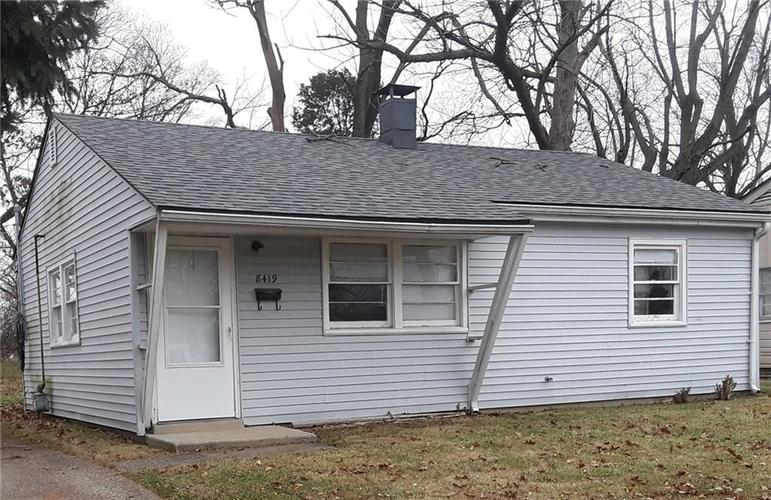 8419  Harrison Drive Indianapolis, IN 46226   MLS 21610784