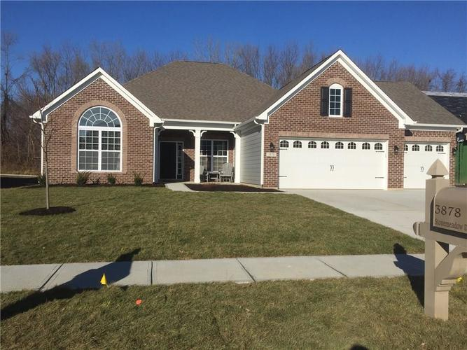 3878  Stonemeadow Drive Greenwood, IN 46143 | MLS 21610785