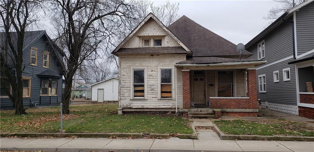 413  Sanders Street Indianapolis, IN 46225 | MLS 21610828