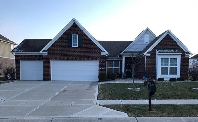 4711  Shady Ridge Row Greenwood, IN 46143 | MLS 21610847