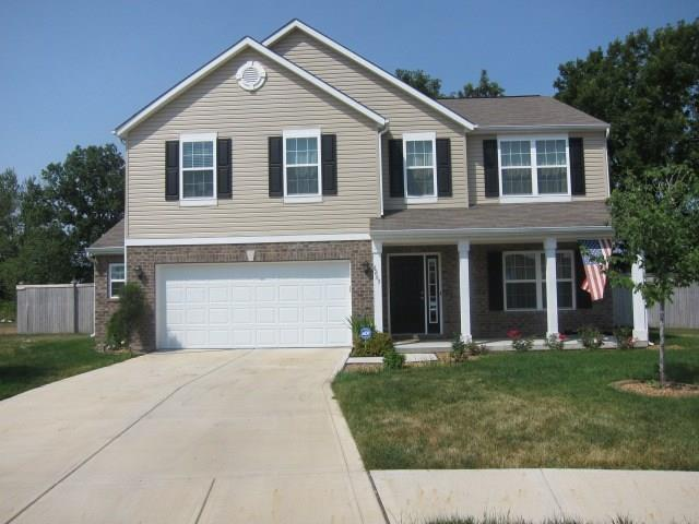 8265 Shute Circle Avon, IN 46123 | MLS 21610882 | photo 1