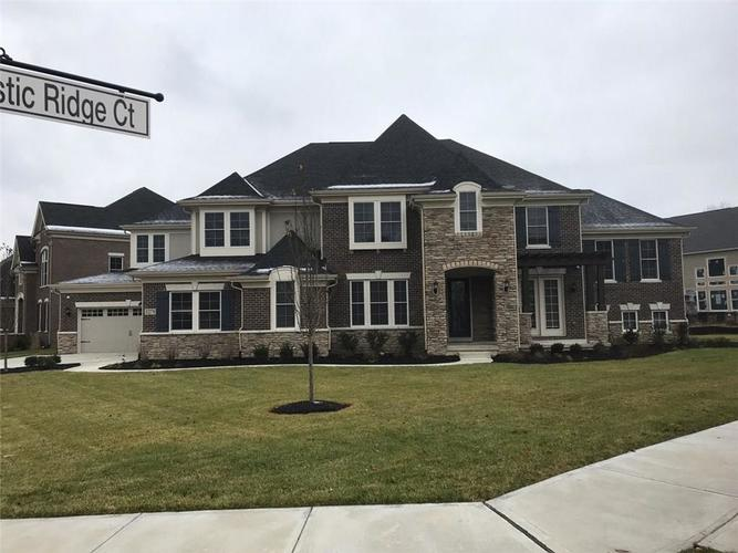 12278  Shady Knoll Drive Fishers, IN 46037 | MLS 21610933