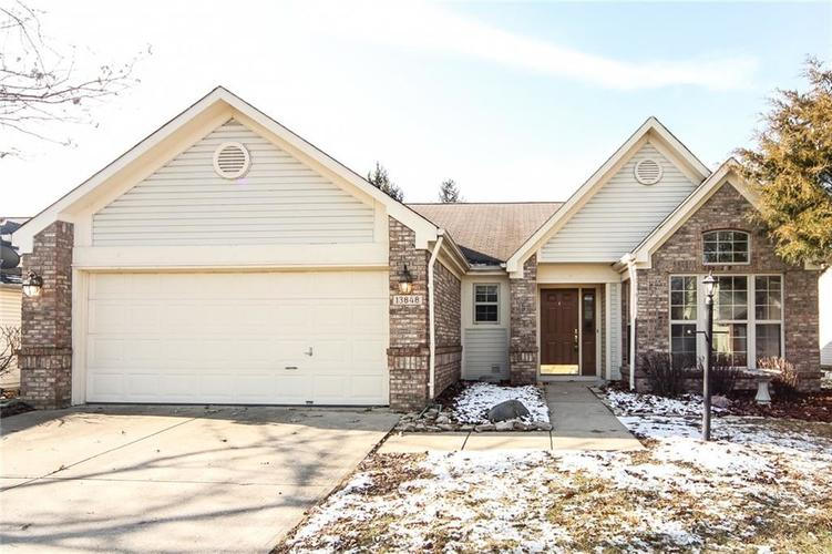 13848  WABASH Drive Fishers, IN 46038 | MLS 21610995