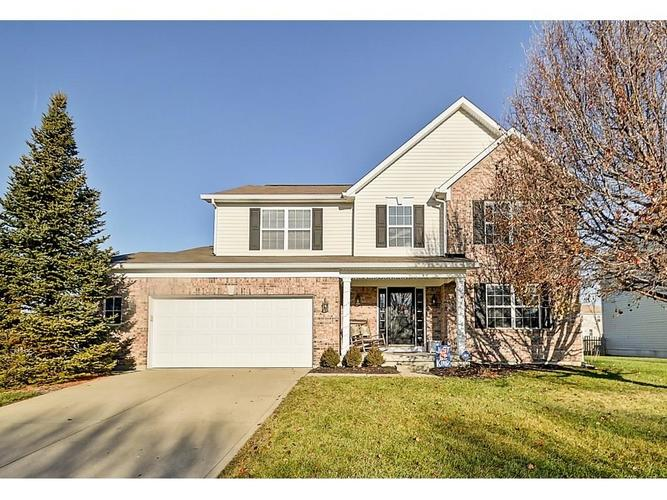 5032  West Bay Road Plainfield, IN 46168 | MLS 21611009