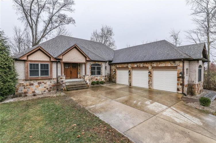 3297  Highpoint Court Greenwood, IN 46143 | MLS 21611011