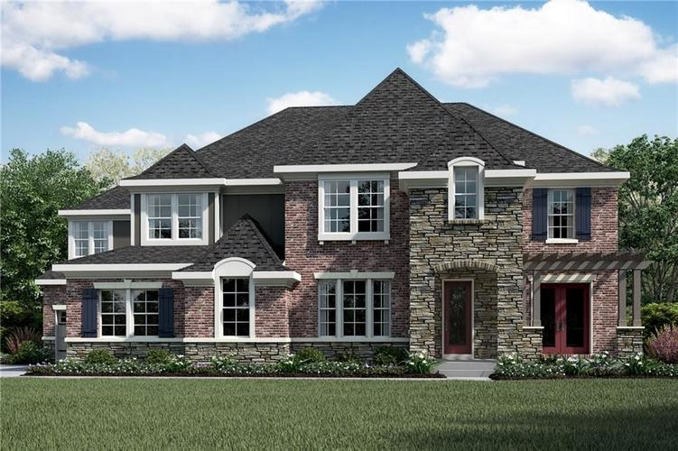 12224  Shady Knoll Drive Fishers, IN 46037 | MLS 21611035