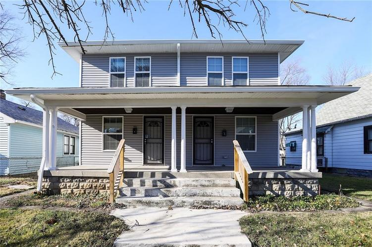 1928 N Parker Avenue Indianapolis, IN 46218 | MLS 21611067