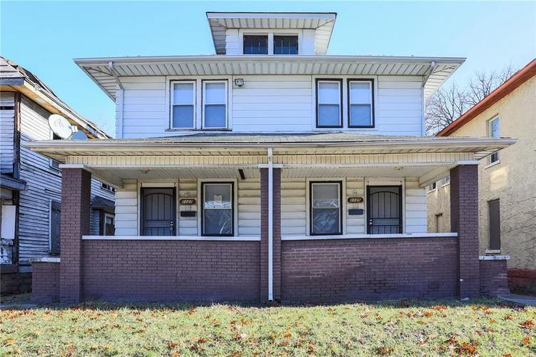 1125 N DEARBORN Street Indianapolis, IN 46201 | MLS 21611069 | photo 1