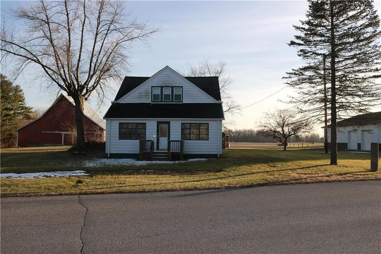 50  Old Right Of Way Road Fillmore, IN 46128   MLS 21611082