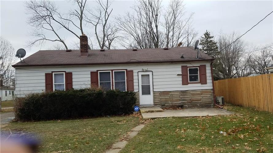 1711 N whittier Place Indianapolis, IN 46218 | MLS 21611084