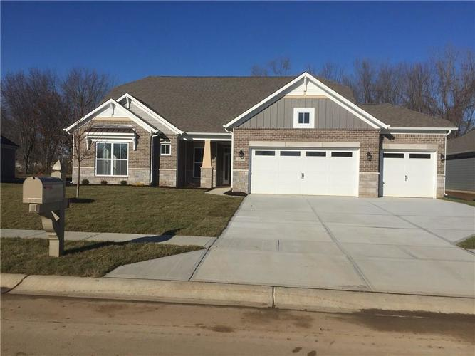 3890  Stonemeadow Drive Greenwood, IN 46143 | MLS 21611204