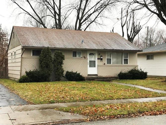 7614 E 48th Street Indianapolis, IN 46226 | MLS 21611249