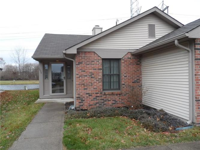 4038 W EAGLE COVE DRIVE WEST Drive Indianapolis, IN 46254 | MLS 21611283